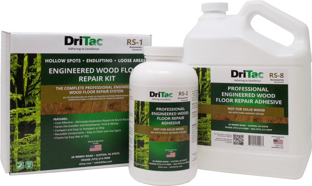 Engineered Wood Flooring Repair Kit