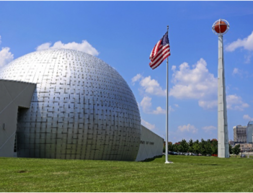 The Naismith Memorial Basketball Hall of Fame